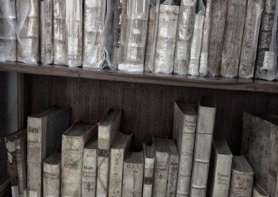 Patrimonio librario, artistico e sacro in Sardegna: sottovuoto