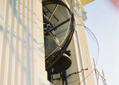 Rete antivolatili - campanile